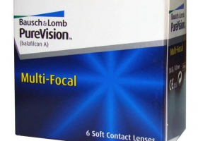 Bausch+Lomb PureVision Multifocal